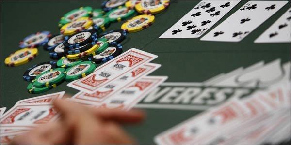 Nasib terakhir dari permainan kasino