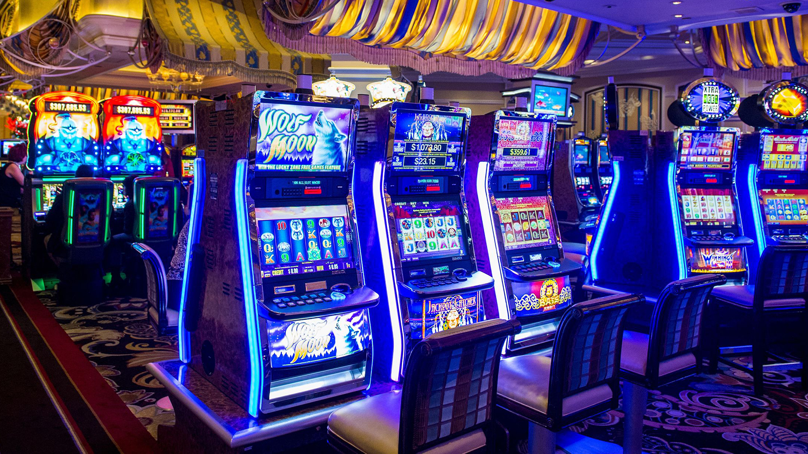 Join in a reliable gambling platform